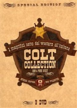 Colt Collection (8 Dvd)