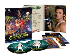 Grosso Guaio a Chinatown (2 Blu-Ray+booklet)