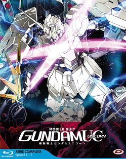 Image of Mobile Suit Gundam Unicorn The Complete Series 7 Ova (7 Blu-Ray)