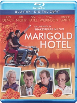 Marigold Hotel (Blu-Ray+copia Digitale)