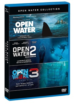Image of Open Water Collection (3 Dvd)