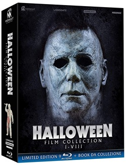 Halloween Film Collection (9 Blu-Ray)