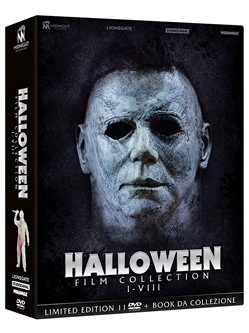 Halloween Film Collection (11 Dvd)
