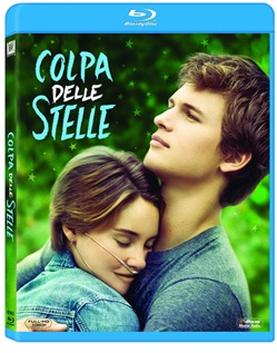 Colpa delle stelle (Blu-Ray Disc)