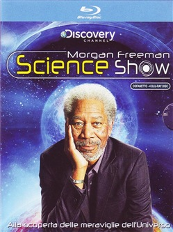 Morgan Freeman Science Show (4 Blu-Ray+booklet)