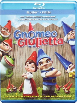 Gnomeo & Giulietta (Blu-Ray+e-Copy)