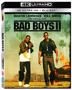Bad Boys Ii (Blu-Ray 4k Ultra Hd+blu-Ray)