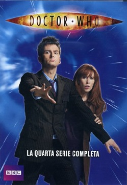 Doctor Who - Stagione 04 (4 Dvd) (New Edition)