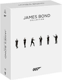 007 James Bond Collection (24 Dvd)