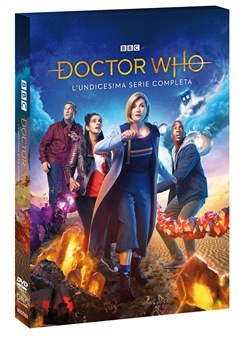 Image of Doctor Who - Stagione 11 (5 Dvd)