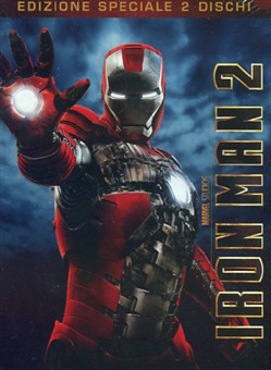Iron Man 2 (Special Edition) (2 Dvd)