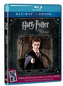 Harry Potter e L'ordine della Fenice (Blu-Ray+e-Book)