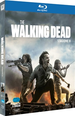 Image of The Walking Dead - Stagione 08 (5 Blu-Ray)