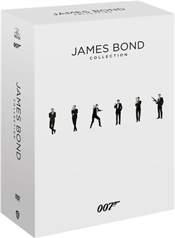 007 James Bond Collection (24 Blu-Ray)