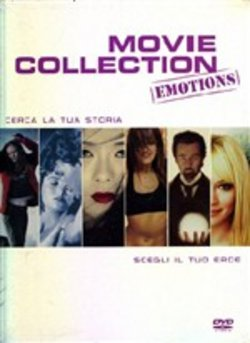 Emotions Movie Collection (6 Dvd)