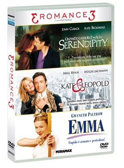 Serendipity / Kate e Leopold / Emma (Limited Edition) (3 Dvd)