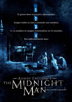 The Midnight Man (Limited Edition) (Blu-Ray+booklet)