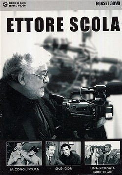 ettore scola dvd  Film Ettore Scola Box Set (3 Dvd) DVD film | LaFeltrinelli
