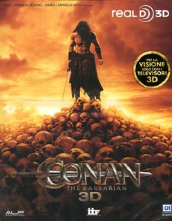 Conan The Barbarian (3d) (blu-ray 3d)