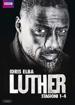 Luther - Stagioni 01-04 (5 Blu-Ray)
