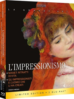 Gli Impressionisti (Limited Edition) (2 Blu-Ray)