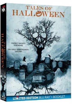 Tales Of Halloween (Limited Edition) (blu-ray+booklet)