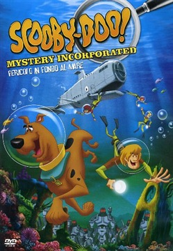 Image of Scooby Doo - Mystery Incorporated - Stagione 02 #01 - Pericolo in Fon