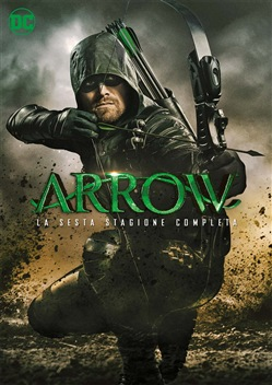 Arrow - Stagione 06 (5 Dvd)