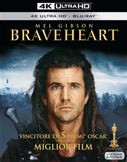 Braveheart (4k Ultra Hd+blu-Ray)