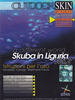 Outdoor Skin - Skuba in Liguria #02