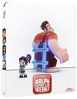 Ralph Spacca Internet (Steelbook)