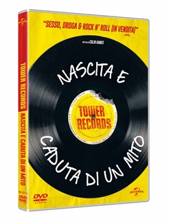 Tower Records - Nascita e Caduta di Un Mito