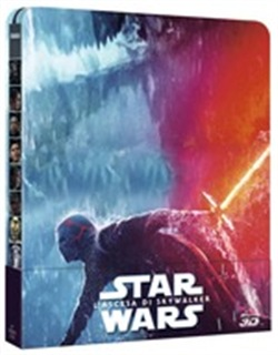 Star Wars - Episodio Ix - L'ascesa di Skywalker (Blu-Ray 4k Ultra Hd+2 Blu-Ray) (Ltd Steelbook)