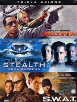 7 Seconds / Stealth / S.W.A.T. (3 Dvd)