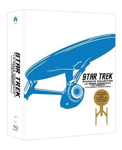 Star Trek Collection (12 Blu-Ray)