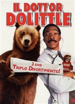 Il Dottor Dolittle Collection (3 Dvd)