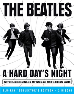 A beatles - hard day s night (collector s edition) (2 blu-ray)