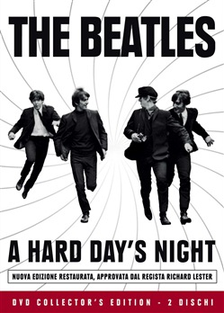 A beatles - hard day s night (collector s edition) (2 dvd+booklet)