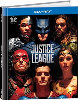 Justice League (Digibook)