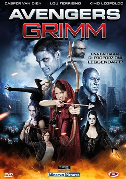 Image of Avengers Grimm