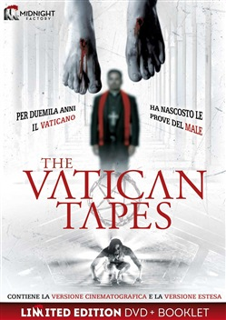 The Vatican Tapes (Limited Edition) (Dvd+booklet)