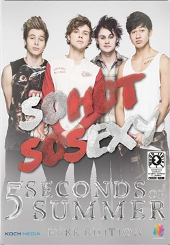 Image of 5 Seconds Of Summer - So Hot So Sexy (Dvd+booklet)