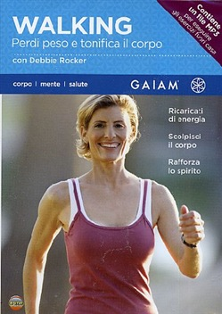 Image of        Walking - Perdi Peso e Tonifica Il Corpo (Dvd+booklet)