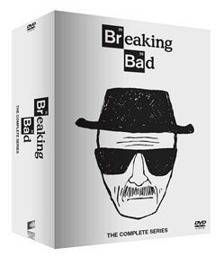 Breaking Bad Collection - White Edition (21 Dvd+6 Cartoline da Collezione)