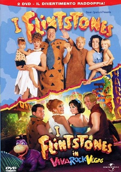 Flintstones / Flintstones In Viva Rock Vegas (2 Dvd)