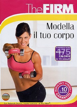 Image of The Firm - Modella Il Tuo Corpo (Dvd+booklet)