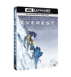 Everest (Blu-Ray 4k Ultra Hd+blu-Ray)