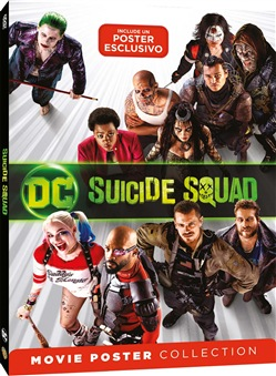Suicide Squad - Ltd Movie Poster Edition