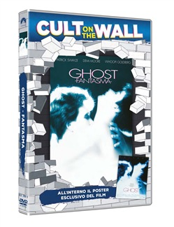 Ghost - Fantasma (Cult On The Wall) (Dvd+poster)