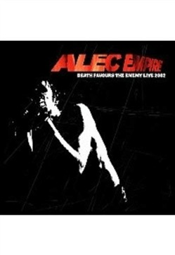 Alec Empire - Death Favours The Enemy [edizione: Regno Unito]